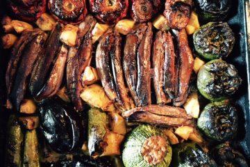 Jonakos.gr Γεμιστα λαχανικών με ρυζι