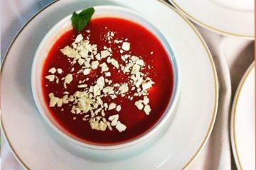 Αφαίρεση όρου: Κρύα σούπα Κρύα σούπαΑφαίρεση όρου: μαρέγκα μαρέγκαΑφαίρεση όρου: σεφ Τάσος Κλάδης σεφ Τάσος ΚλάδηςΑφαίρεση όρου: σούπα φράουλας σούπα φράουλαςΑφαίρεση όρου: συνταγή σουπας συνταγή σουπας