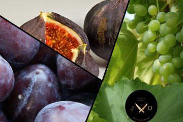 φρούτα ιουλίου αχλαδι δαμασκηνο σταφυλι συκο jonakos.gr
