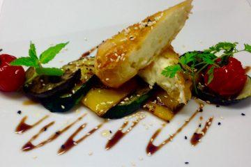 Ρολό φέτας με ψητά λαχανικά Νίκος Πατσιώρας