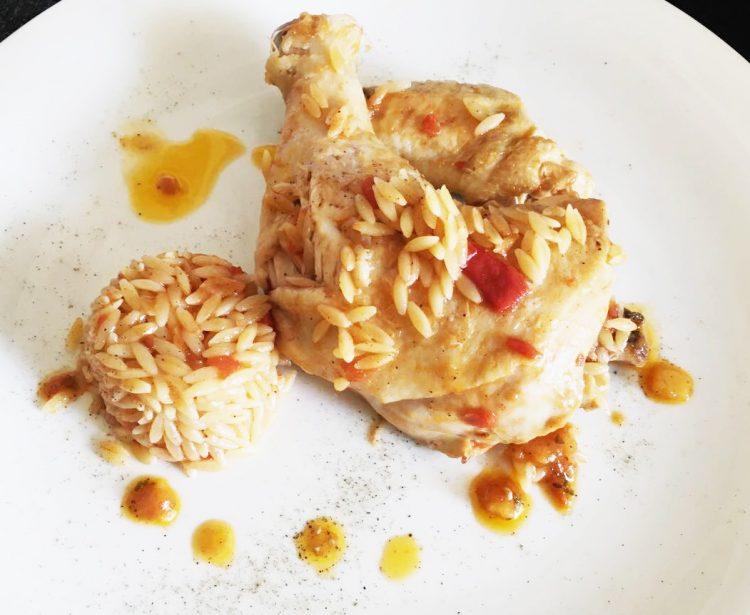 κριθαροτο κοτοπουλου κριθαροτο jonakos.gr κοτοπουλο με κριθαράκι