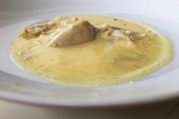 κοτόσουπα αβγολέμονο σούπα