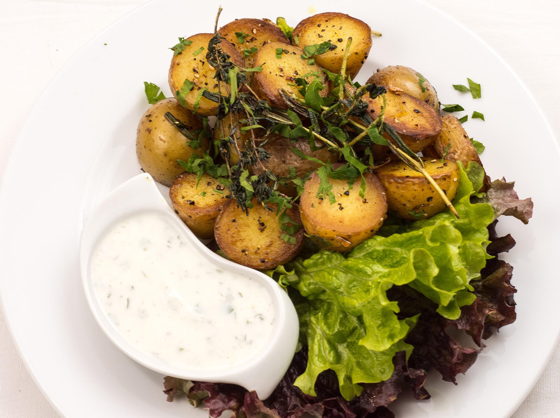 φούρνου πατάτες ορεκτικό συνταγή για λαχταριστές πατάτες φούρνου