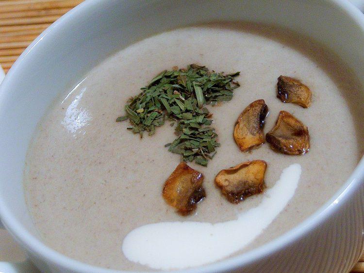 μανιταρόσουπα σούπα μανιταρια συνταγή