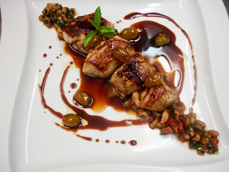 Πατσιώρας Νίκος χοιρινό πετιμέζι φασολάκια μαυρομάτικα οι σεφ προτείνουν σεφ