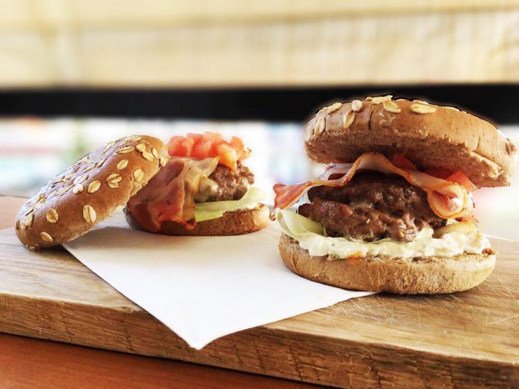 burger Μεσογειακή διατροφή