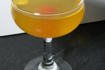 cocktail τσίπουρο George Theodorakos ποτά ροφήματα