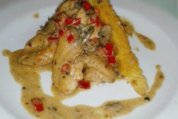 cacciatore κοτόπουλο συνταγή παραδοσιακή ιταλική συνταγή κοτόπουλο