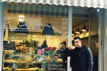 the pie shop Αθήνα πίτες