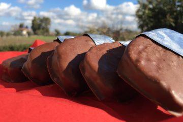 καριόκες συνταγή για καριόκες γλυκά με σοκολάτα σοκολάτα σπιτικό γλυκό
