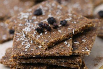 10 λεπτά raw bar brownie bar Κώστας Μαγουλάς ψυγείου