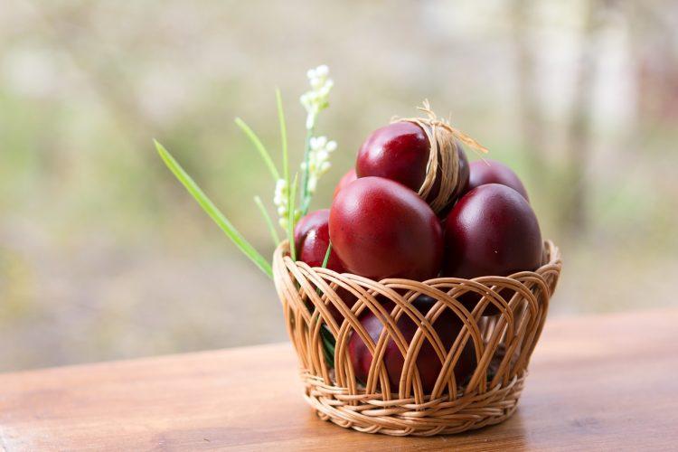 φυσικό βάψιμο αβγού μυστικά για φυσικό βάψιμο αβγό