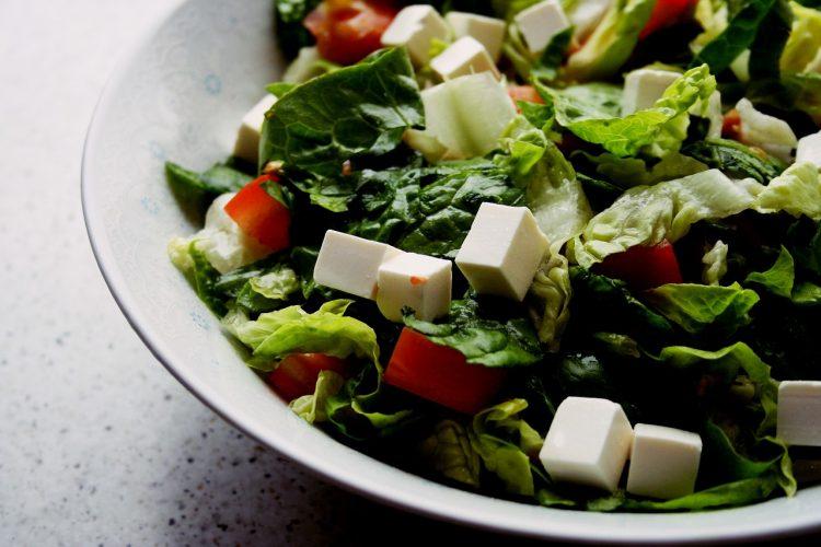 σαλάτα διατροφική σαλάτα