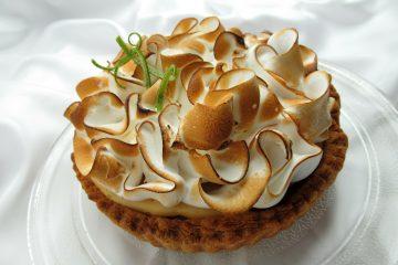 lemon pie ζύμη τάρτας λεμόνι